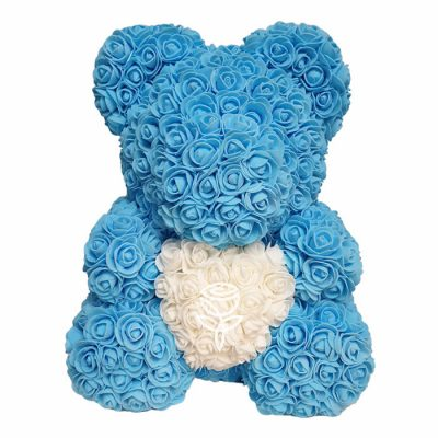 osos de rosas azul barcelona