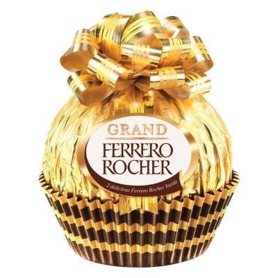 chocolate ferrero rocher complemento